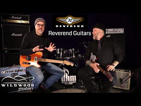 The Legacy of Reverend Guitars Presented by Ken Haas and Wildwood Guitars