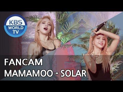 [FOCUSED] MAMAMOO's Solar - Egotistic...