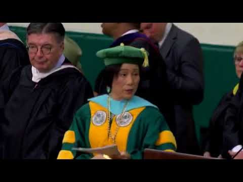 2018 Mercer County Community College Commencement