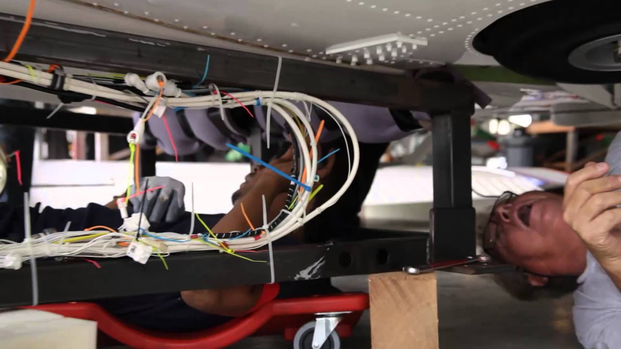 Malaysian Flying Academy How To Build A Plane In 7 Days Youtube Network Wiring Malaysia Cable