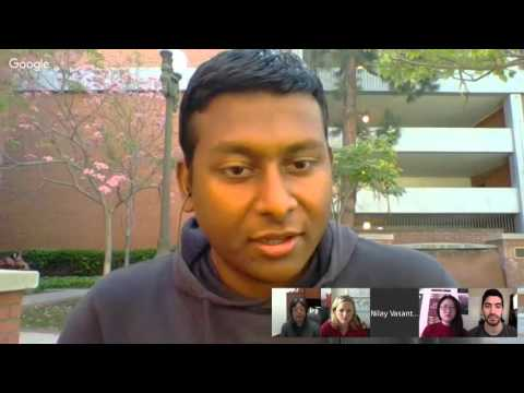 Q&A with Current USC Viterbi Graduate Students