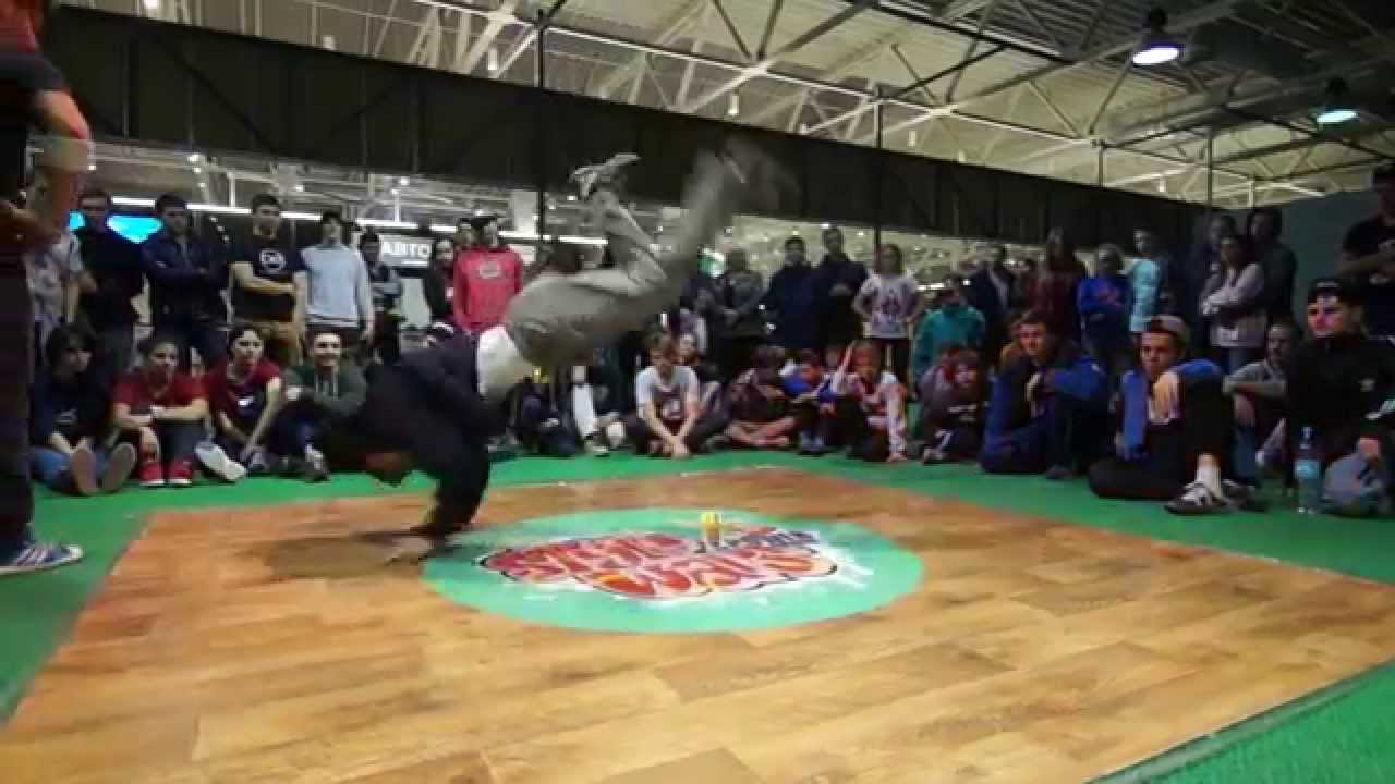 Bboy thesis vs lil ceng