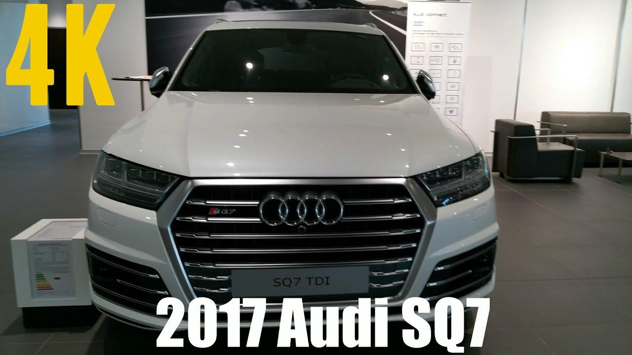 2017 Audi Sq7 Tdi 4k