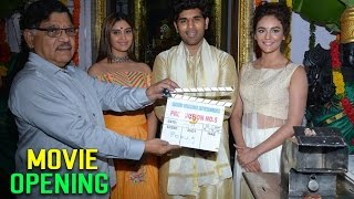 Telugutimes.net Allu Sirish New Movie Opening