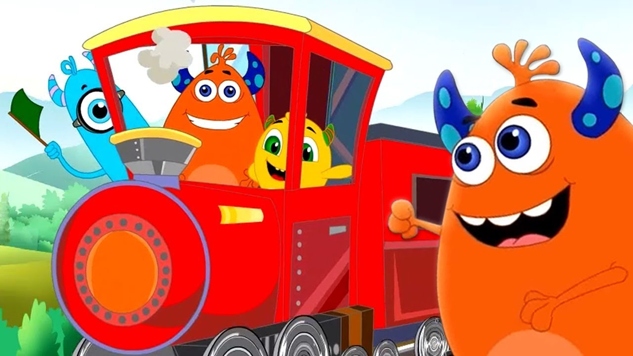 Freight Train Coco Beats Cartoon Videos For Children