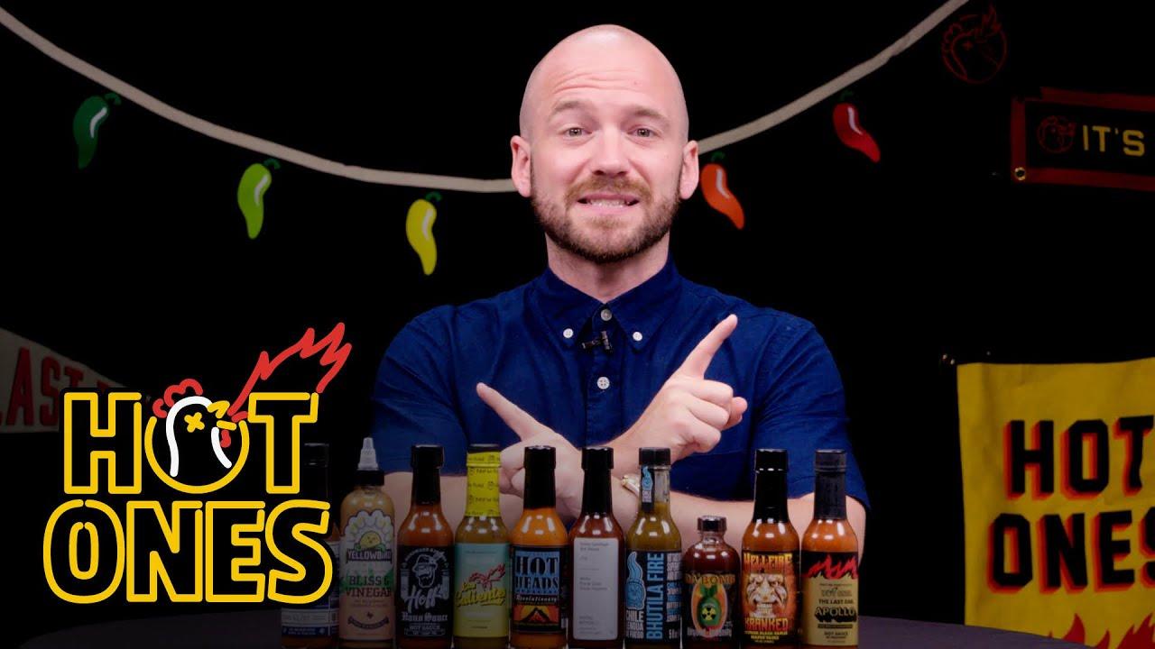 Download Sean Evans Reveals the Season 16 Hot Sauce Lineup | Hot Ones