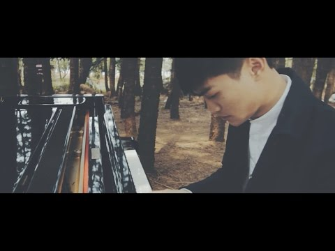Say Something - Piano Cover by Racky Huang (with sheets)