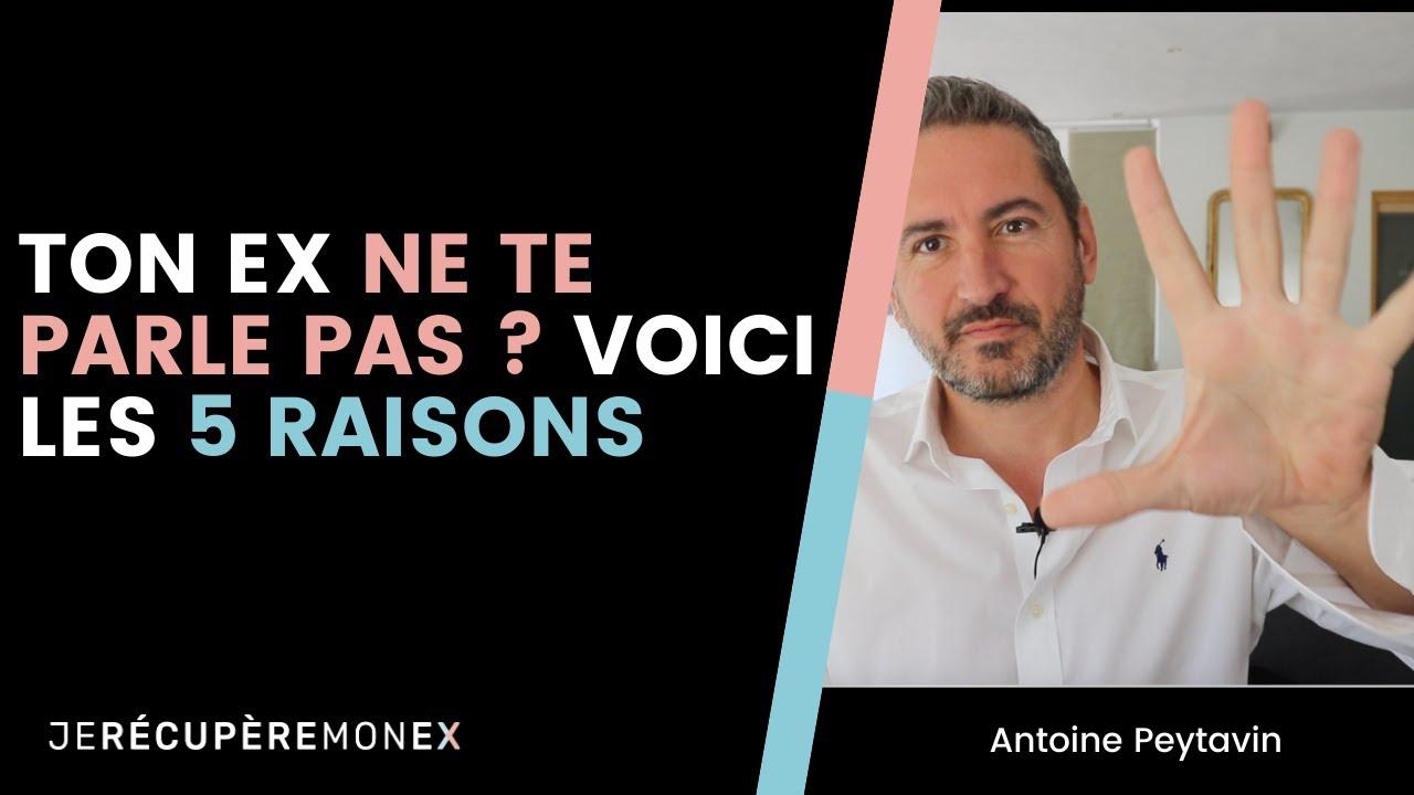 Download 5 RAISONS POUR LESQUELLES TON EX NE TE PARLE PAS