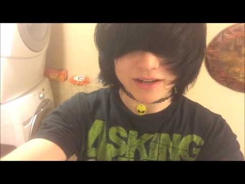"""Emo"" Hair Tutorial! (For Guys)"
