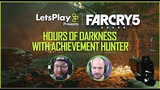 Far Cry 5: Hours of Darkness With Achievement Hunter | Let's Play Presents | Ubisoft [NA]