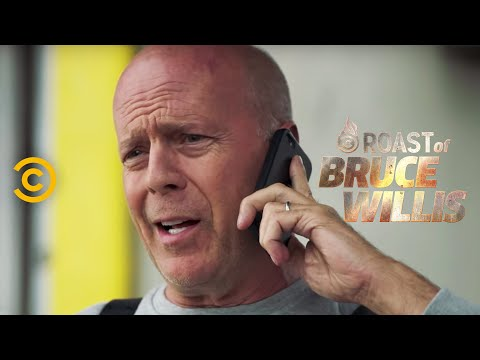 Shilling on the Street  Roast of Bruce Willis  Uncensored