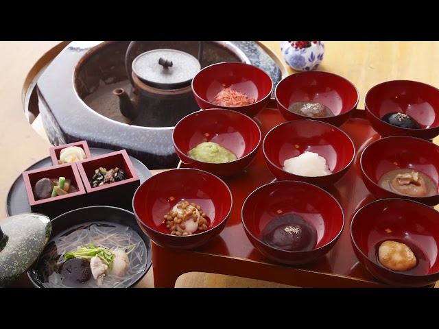 [SAVOR JAPAN] Ichinoseki&Hiraizumi: 400 years of mochi culture