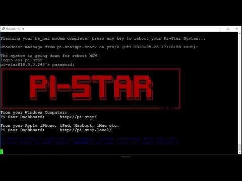 mmdvm pi-star wifi ap | OH1E Riku's Blog