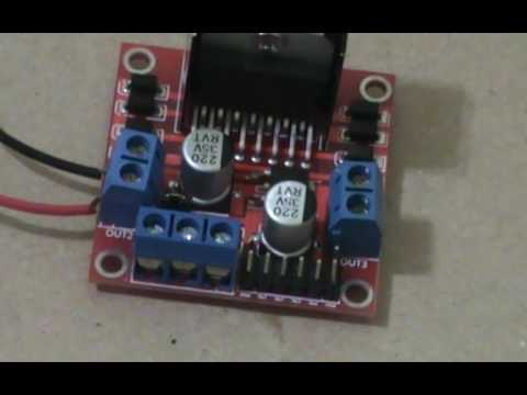 Arduino tutorial 7 how to use the l293d dual h bridge