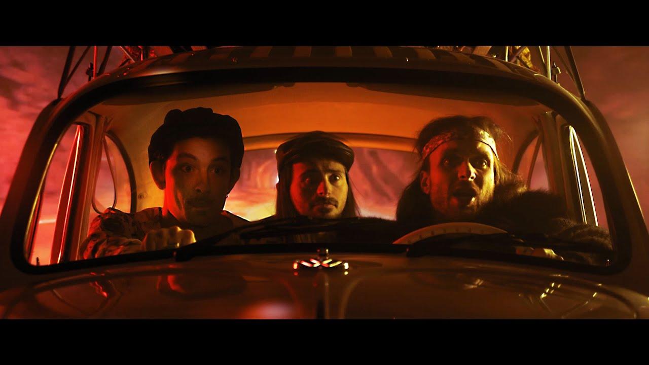 Dirty Sound Magnet Brengt Nieuwe Single En Muziekvideo 'Heavy Hours' Uit