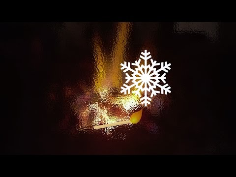 EXPERIMENT SETTING SNOW ON FIRE + POTASSIUM CARBIDE
