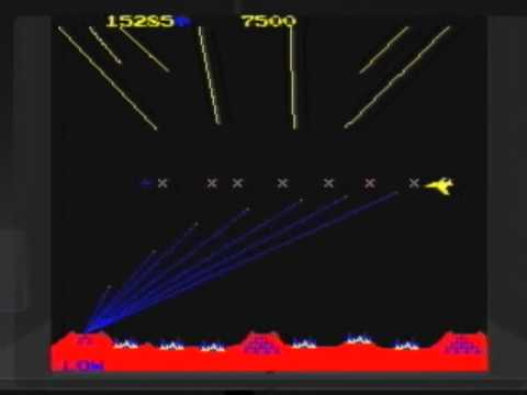 classic missile command GENERAL ACHIEVEMENT
