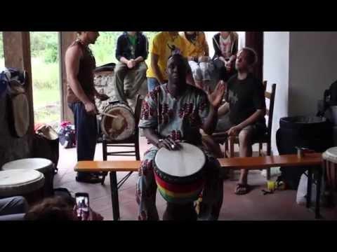 Mama Africa Meeting - La voce dei Maestri
