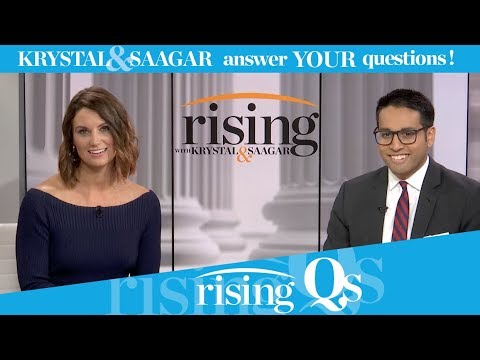 #RisingQs: Dream 2020 ticket; how to utilize The Squad on the campaign trail; The Rising Debate