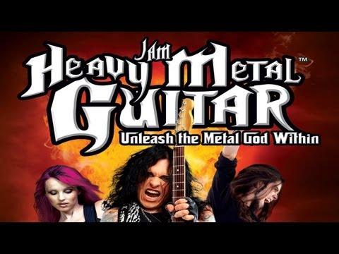 Jam Heavy Metal Guitar: Unleash the Metal God Within - Part 1