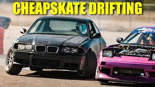 Make drifting cheaper - free tires and seat time cars