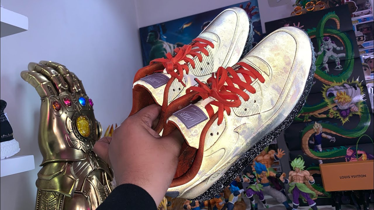 c76a64d4 NIKE AIR MAX 90 SNEAKERS FROM PLANET MARS 👽 - YouTube