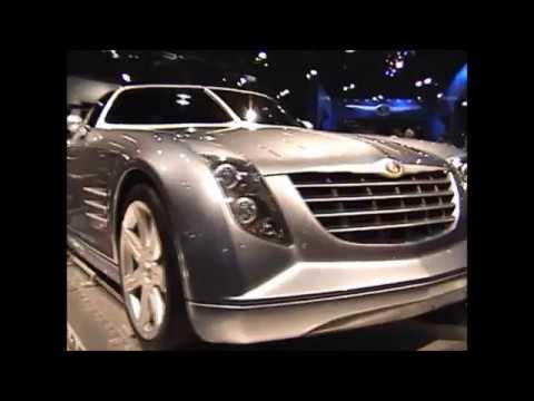 Chrysler Crossfire 2001 Youtube