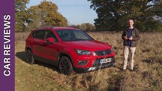 OSV SEAT Ateca 2016 In-Depth Review