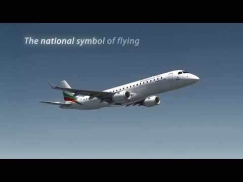 Bulgaria Air - The National Symbol of Flying