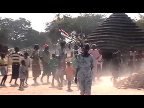 Our Village in South Sudan