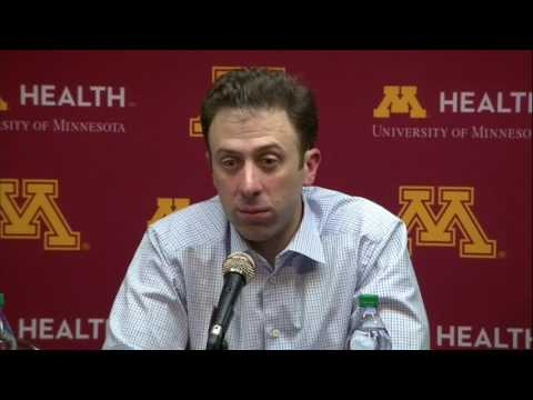 Richard Pitino Post-Game Press Conference: Michigan