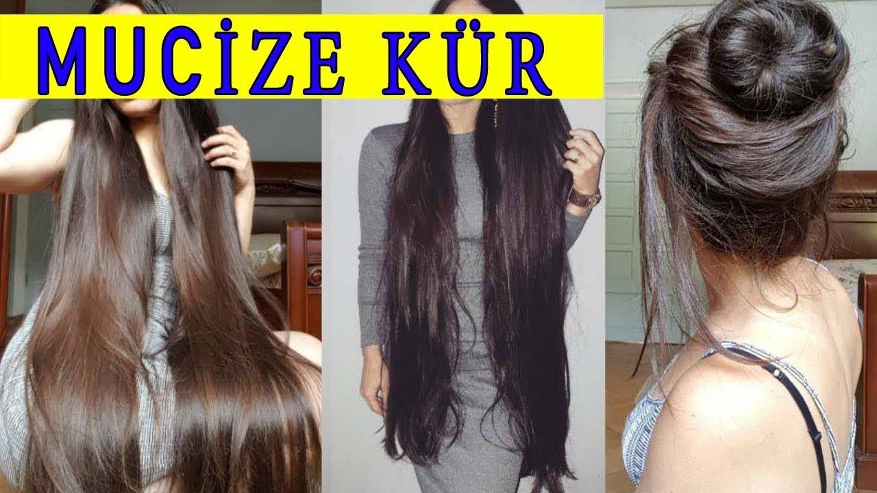 Sağlıklı hızlı saç uzatma yolları