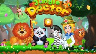 """Jungle Doctor Figure out the different stories and situations of 12 animals """"Doctor, are you ready?"""""""