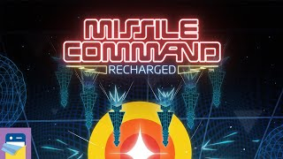 Missile Command: Recharged - iOS / Android Gameplay Walkthrough Part 1 (by Atari)