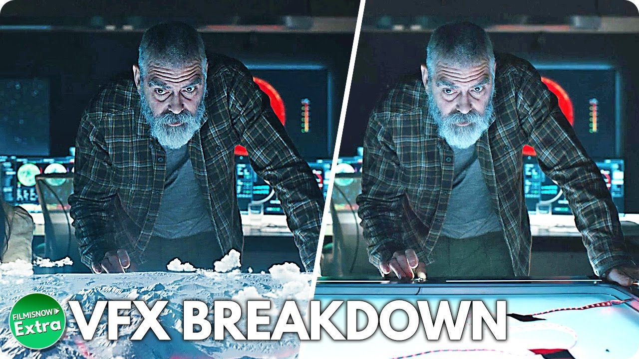 THE MIDNIGHT SKY | VFX Breakdown by One Of Us (2020)