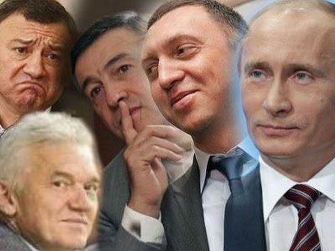 Опять друзья Путина. Испанское досье.