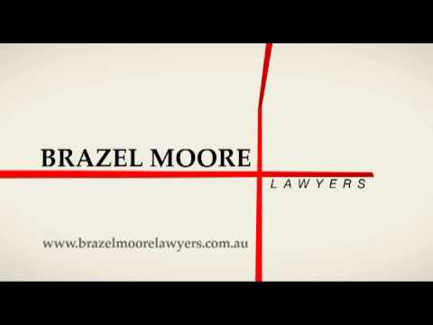Brazel Moore Lawyers Spot and Jingle - The I AM Collective