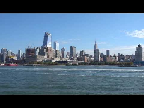 Manhattan is an Island