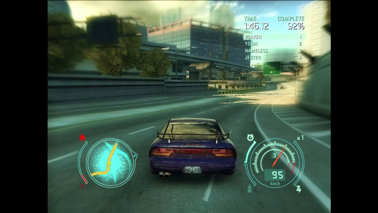 Nfs Undercover Multiplayer