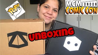 UNBOXING POP IN A BOX AND ZBOX- CAIXA SURPRESA