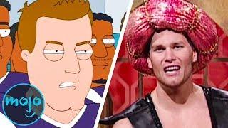 Top 10 Times Tom Brady Made Us Laugh