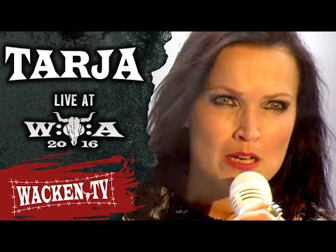 Tarja - 6 Songs - Live at Wacken 2016