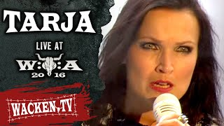 Tarja - 6 Songs - Live at Wacken 2016 thumbnail