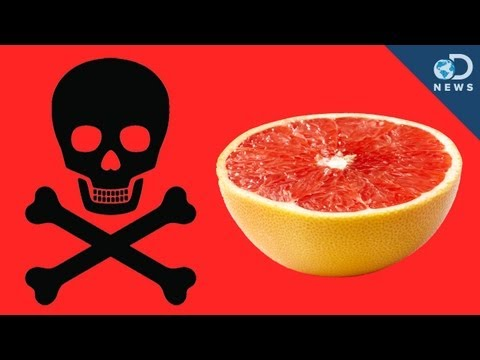 How Grapefruit Can Kill You