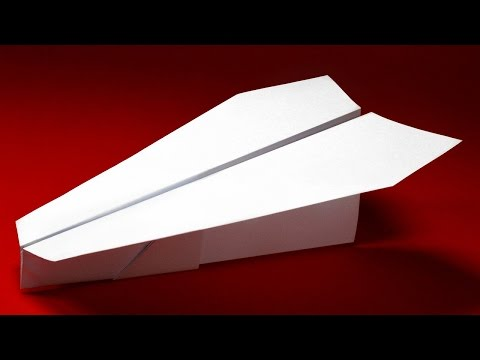BEST Paper Planes - How to make a Paper Airplane that FLIES 100 FEET | Pozzo