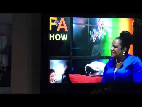 My interview on Wassifa Caribbean Show