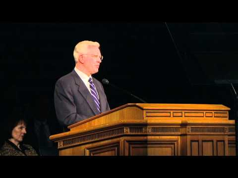 Elder D. Todd Christofferson - Give Us This Day Our Daily Bread