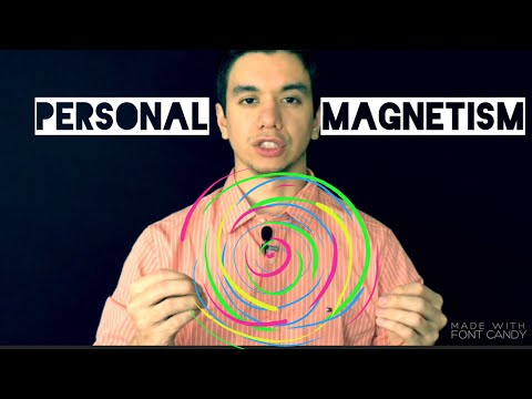 Personal Magnetism, the secret (*Caution* Once you know no turning back)