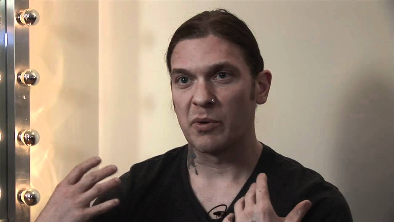 Dave Smith Auto >> Shinedown interview - Brent Smith (part 4) - YouTube