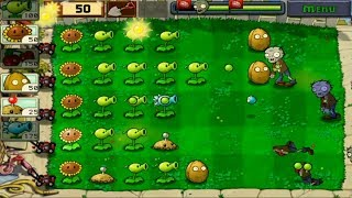 Plants Vs Zombies - Super Battle - HD Gameplay | Games Of Android